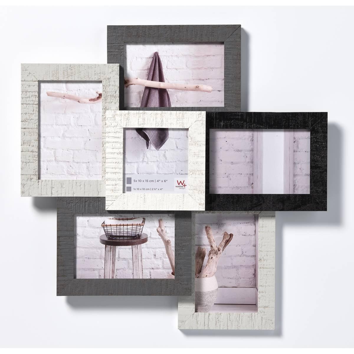 10x15 cm und 13x18 cm Holzrahmen CANDY 10x10 cm